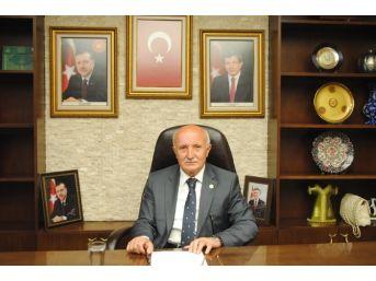 Ak Parti Kayseri Milletvekili Yaşar Karayel: