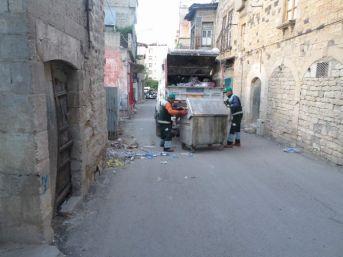Temizlik İşleri Müdürlüğü'nün Faaliyetleri Sürüyor