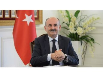 Bakan Mehmet Müezzinoğlu Pazar Günü Kütahya'ya Geliyor