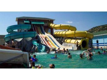 Eynal Aqua Parkı Haziran Ayının İlk Günlerinde Sezona 'merhaba' Diyecek
