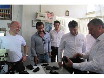 Ak Partili Özdağ'dan Ayakkabıcılık Bölümü Önerisi