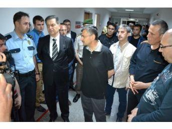 Turgutlu'da Genç Polis Şehit Oldu