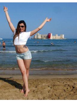 Kızkalesi Turizm Festivali Renkli Görüntülere Sahne Oldu