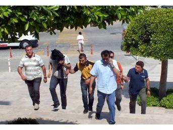 Ak Parti'li Meclis Üyesine Saldıran Zanlılar Tutuklandı