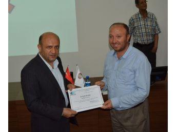 Bilim, Sanayi Ve Teknoloji Bakanı Fikri Işık, Kosgeb Hizmet Binasının Açılışını Yaptı