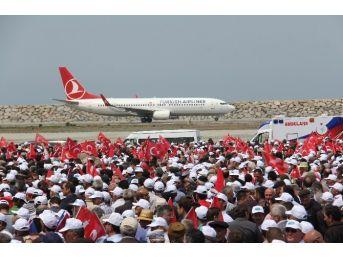 Ordu-giresun Havalimanı'nın Açılışı