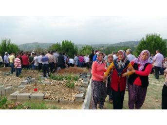 Edirne'deki Baraj İnşaatında Göçük Altına Kalarak Hayatını Kaybeden İki İşçi Toprağa Verildi