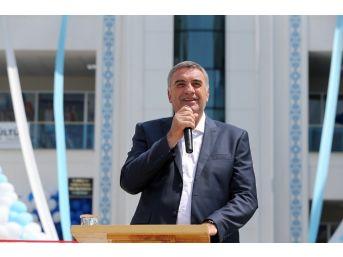 Başkan Zeki Toçoğlu: