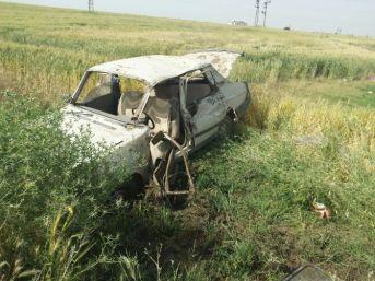 Ceylanpınar'da Trafik Kazası: 4 Yaralı