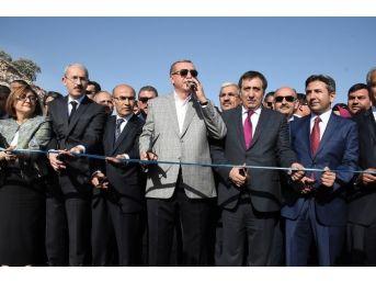 Nisibi Köprüsü Cumhurbaşkanının Katılımıyla Hizmete Açıldı