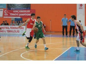 Türkiye Genç Erkekler Basketbol Şampiyonu Bandırma Kırmızı