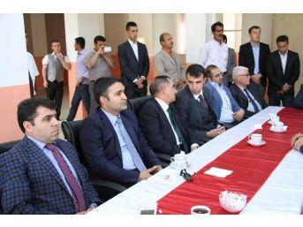 Alpaslan Anadolu Öğretmen Lisesi'nin Mezunları Bir Araya Geldi