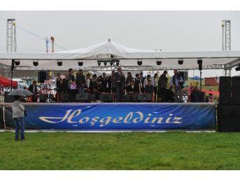 Van'da 6. Uluslararası İnci Kefali Göçü Kültür Ve Sanat Festivali