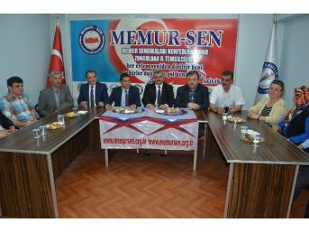 Ak Parti Zonguldak Milletvekili Adayı Faruk Çaturoğlu;