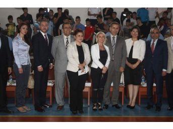 Gençlik Ve Spor Konfederasyonu'ndan Muhteşem Organizasyon