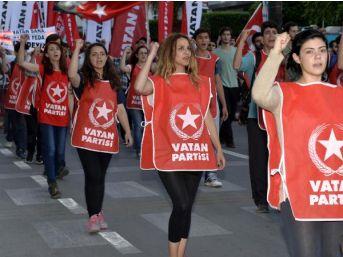 Doğu Perinçek: Amerika'dan Yönetilen Tayyip Erdoğan'ı Kabul Etmiyoruz