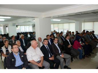 Ak Parti Genel Merkez Seçim İşleri Başkan Yardımcısı Hakan Çavuşoğlu:
