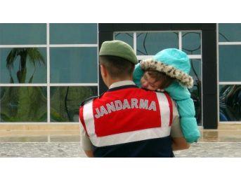 Antalya'da Mülteci Operasyonu
