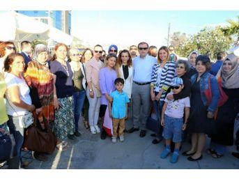 Ak Parti Grup Başkanvekili Ünal Kuşadası'nda