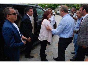Başkan Çerçioğlu'ndan Didim Belediyesine Ziyaret