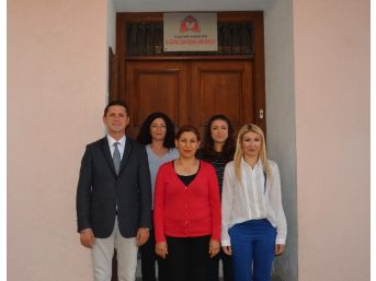 Kadın Danışma Merkezi Kuşadalı Kadınların Hizmetine Girdi