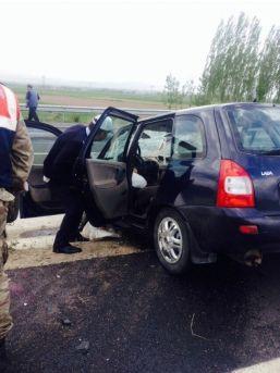 Pasinler'de Trafik Kazası: 2 Ölü, 2 Yaralı