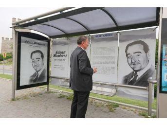 İett'den Adnan Menderes'e Vefa