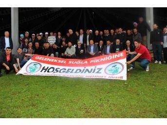 Azdavay Sarnıç Köyü Pikniği Yapıldı
