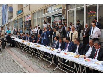 Gıda, Tarım Ve Hayvancılık Bakanı Mehdi Eker: