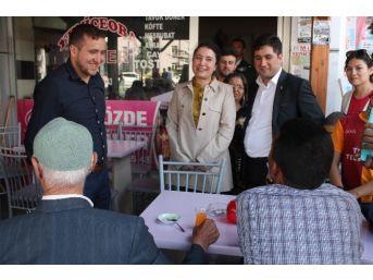 Ak Parti Konya Seçim Çalışmalarına Devam Ediyor