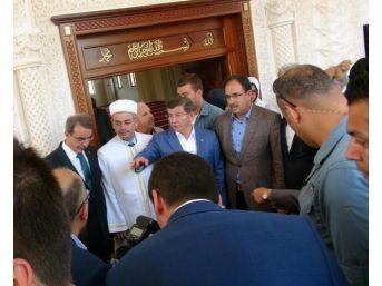 Başbakan Davutoğlu, Mardin'Den Ayrıldı...