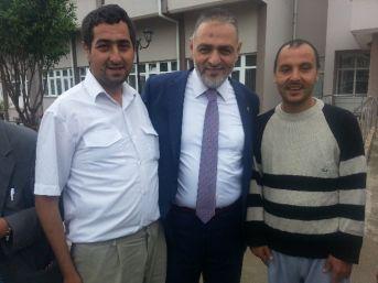 Hacıeyüpoğlu'ndan Dört İlçeye Ziyaret