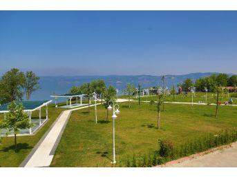 Sapanca Belediyesi Uzunkum Park Açılıyor