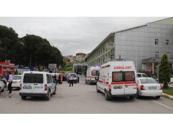 Hastanede Silahlı Saldırıya Uğrayan Doktorun Durumu Ağır