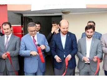 Bilal Erdoğan, Şırnak'ta Türgev Temsilciliğinin Açılışını Ya...
