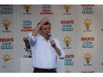 Başbakan Davutoğlu'ndan Çiftçilere Müjde