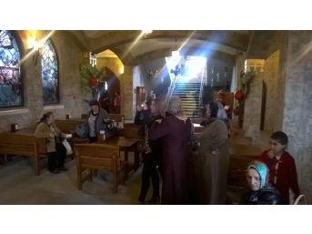 Sandıklılı 45 Ev Hanımı Eskişehir'e Çıkarma Yaptı