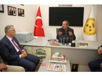 Arıcılık Araştırma Merkezi İçin Ağbal'a Teşekkür