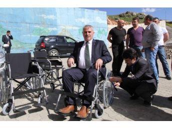 Bayburt Belediyesinin Sosyal Yardımları Devam Ediyor