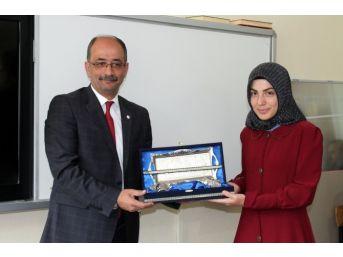 Türk Kızılayı Bayburt Şubesi Eğitimin Hizmetinde
