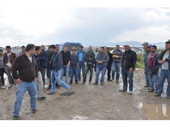 Sandıklı'daki Gerginlik Sonrası Şirket Yetkililerinden Açıklama;