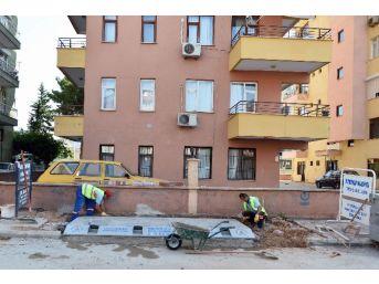 Muratpaşa Belediyesi'nden Her Mahalleye Yer Altı Çöp Konteynırı