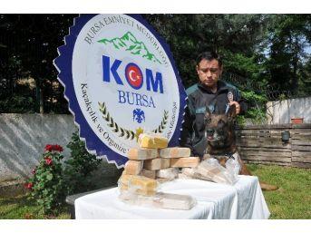 Bursa'da 7.5 Kilo Eroin İle Yakalanan 3 Kişi Tutuklandı