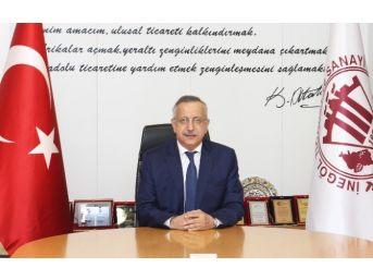 İtso Başkanı Metin Anıl Seçim Sonuçlarını Değerlendirdi: