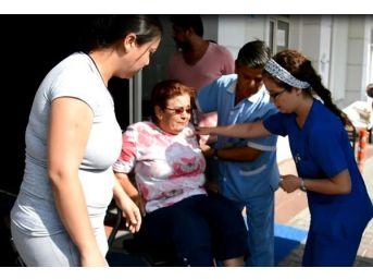 Milas'ta Tersanede Patlama: 4 Yaralı