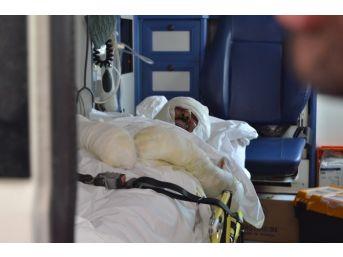 Tersanede Patlama: 4 İşçi Ağır Yaralı