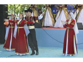 Kırım Tatarları, Sapanca'da Tepreş Şenliği'nde Coştu