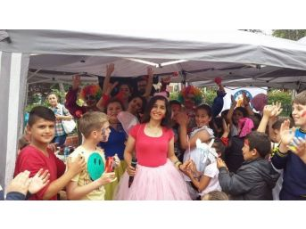 Çaycuma'da Gülen Yüzler Şenliği Yapıldı
