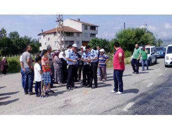 Zonguldak'ta Trafik Kazası: 1 Ölü, 1 Yaralı