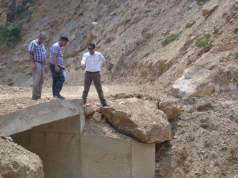 Kaymakam Köy Yollarının Yapımını İncelenmesi
